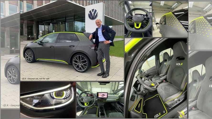 Volkswagen ID.X concept