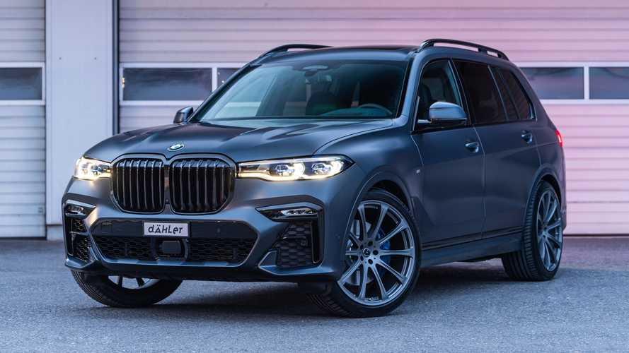 Dähler Competition Line BMW X7