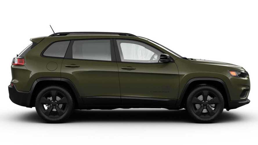 Jeep Cherokee Freedom Edition 2021