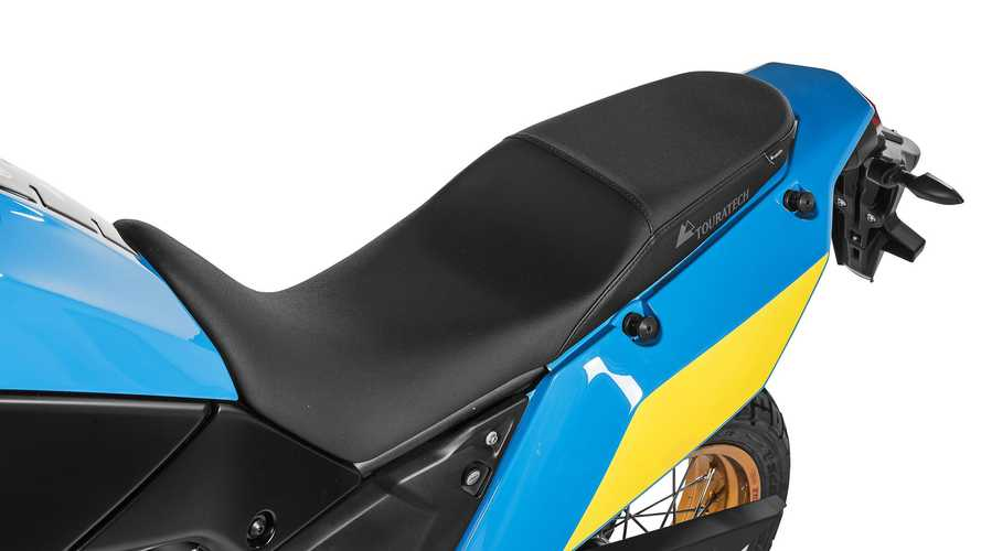 Touratech Releases New Comfort Seat For Yamaha Ténéré 700