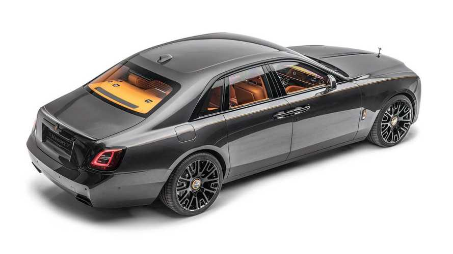 Mansory Launch Edition Rolls-Royce Ghost