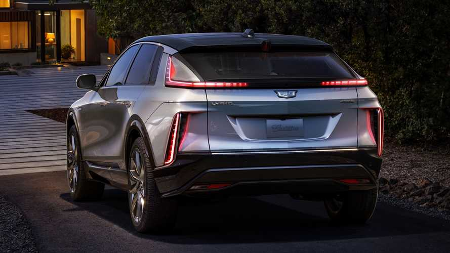 Cadillac Lyriq V-Series Under Evaluation, Says Executive