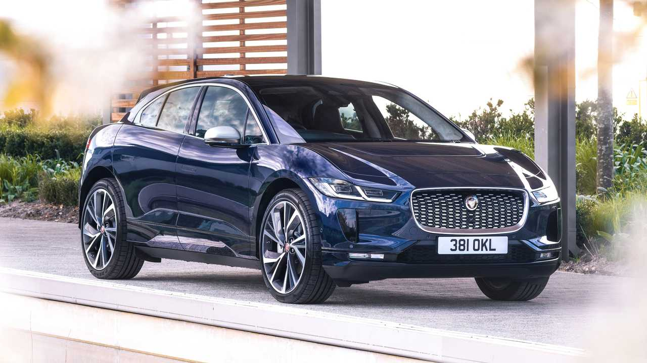 Jaguar I-Pace Black (2021)