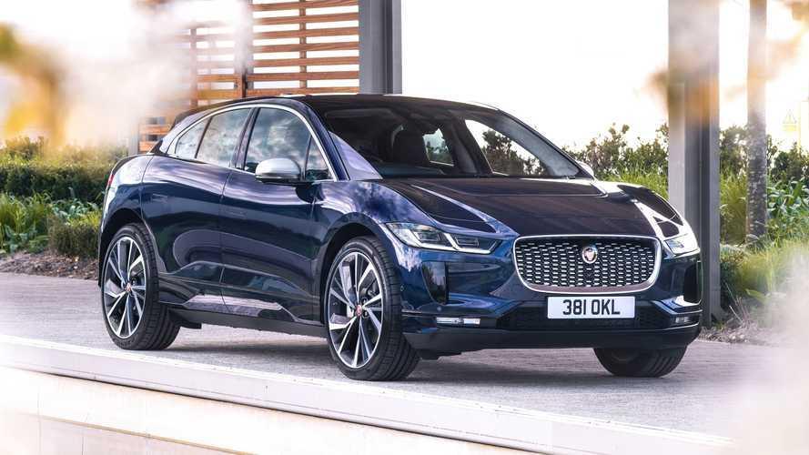 Jaguar I-Pace, l'edizione speciale Black costa 89.170 euro