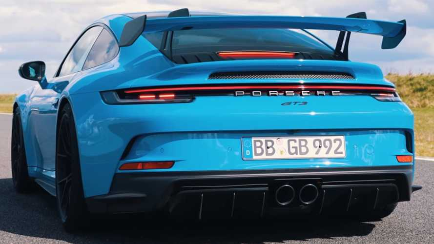 2022 Porsche 911 GT3 Is Way Quicker Than What The Company Claims