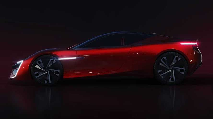 VW ID Electric Supercar Rendering Would Be Sweet If Turned Real
