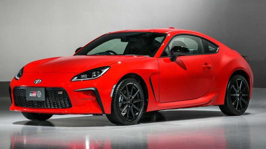 El Toyota GR 86 2022 tendrá un motor más grande y potente