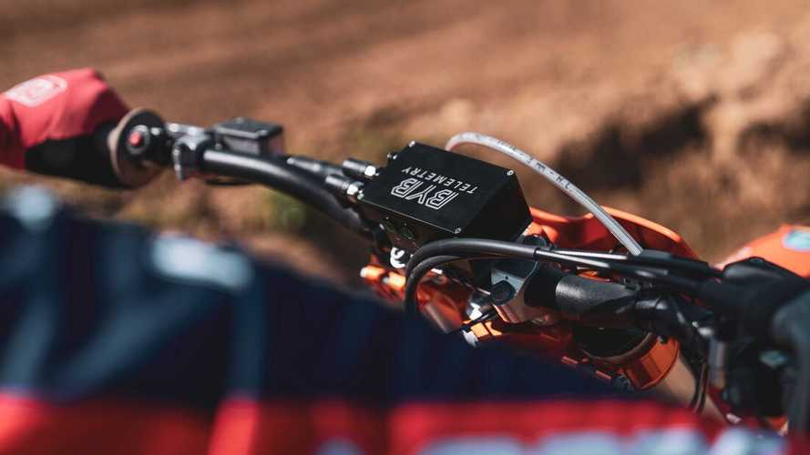 BYB Telemetry Launches Suspension System For Dirt Bike Models