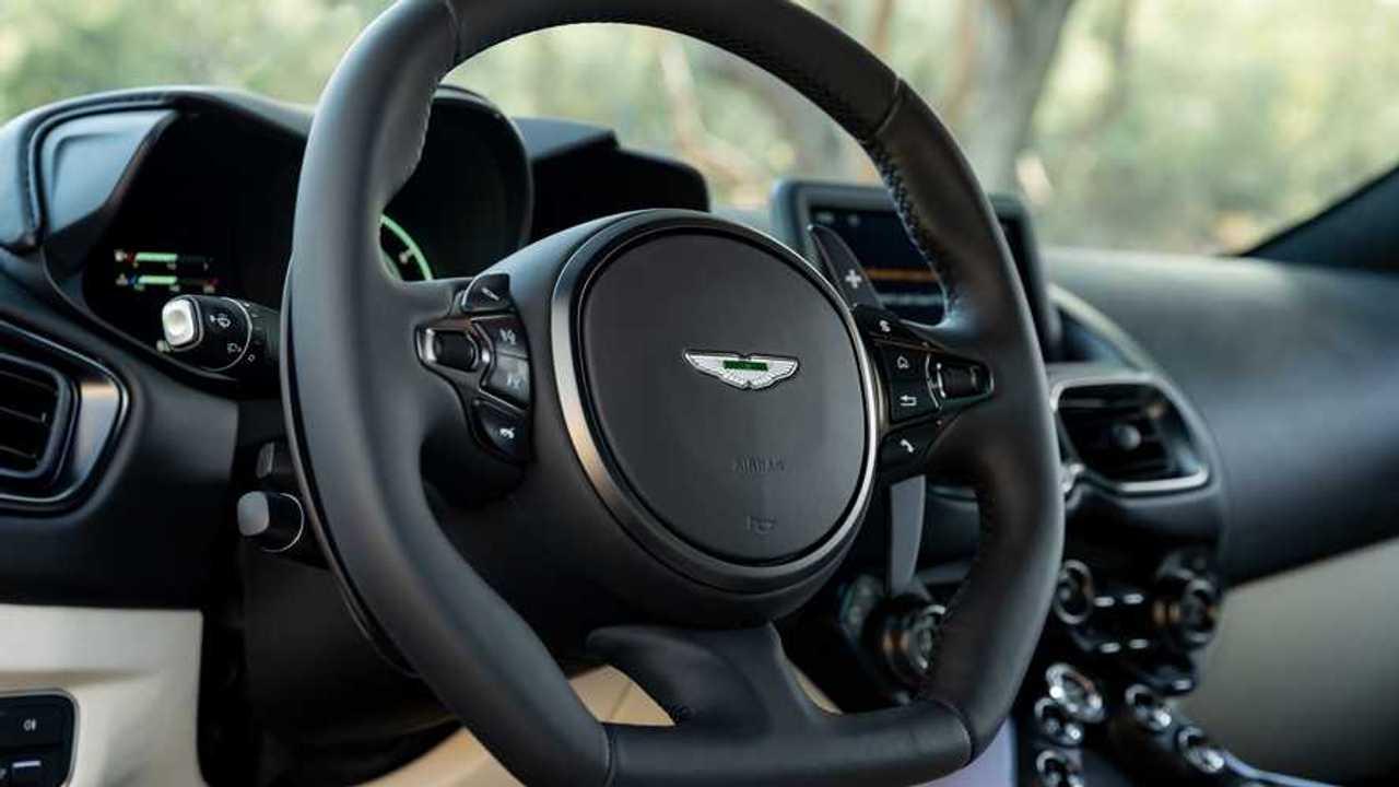 Aston Martin Direksiyon