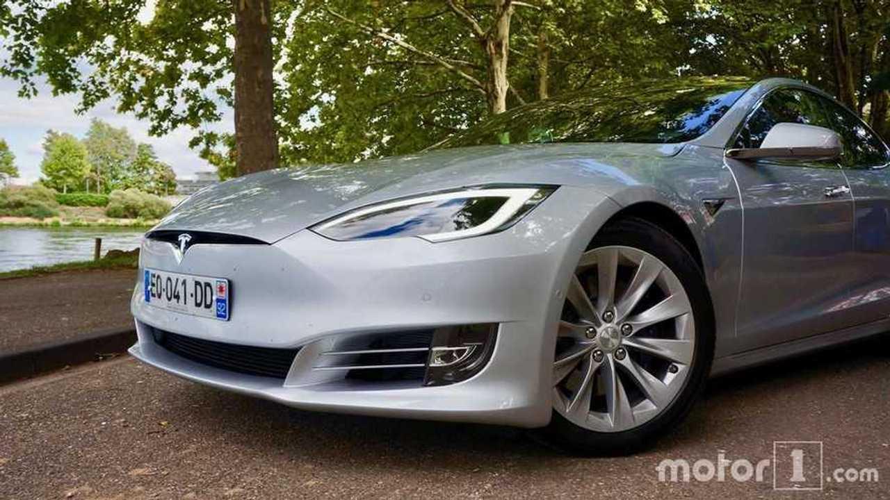 Tesla Model S con 400.000 kilómetros y los mismos frenos