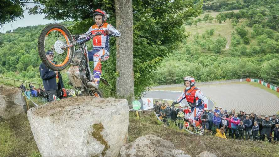 Trials World Champ Toni Bou Takes 120th Trials GP Win In France