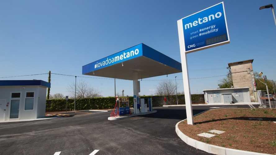 Metano self service: arriva il primo distributore Snam4Mobility