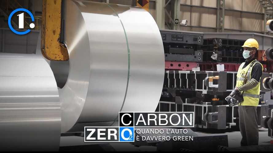 Più alluminio leggero per un'auto a impatto zero