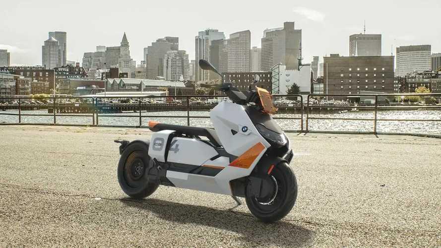BMW CE-04 2022