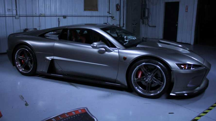 Obscure American Supercar Maker Falcon Motorsports Is For Sale