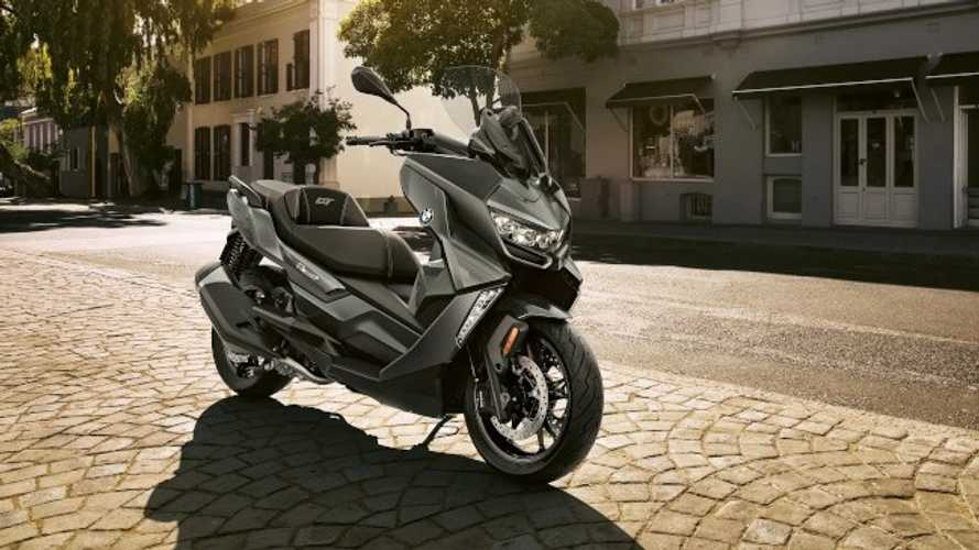 BMW Updates C 400 GT And C 400 X Maxi-Scooters