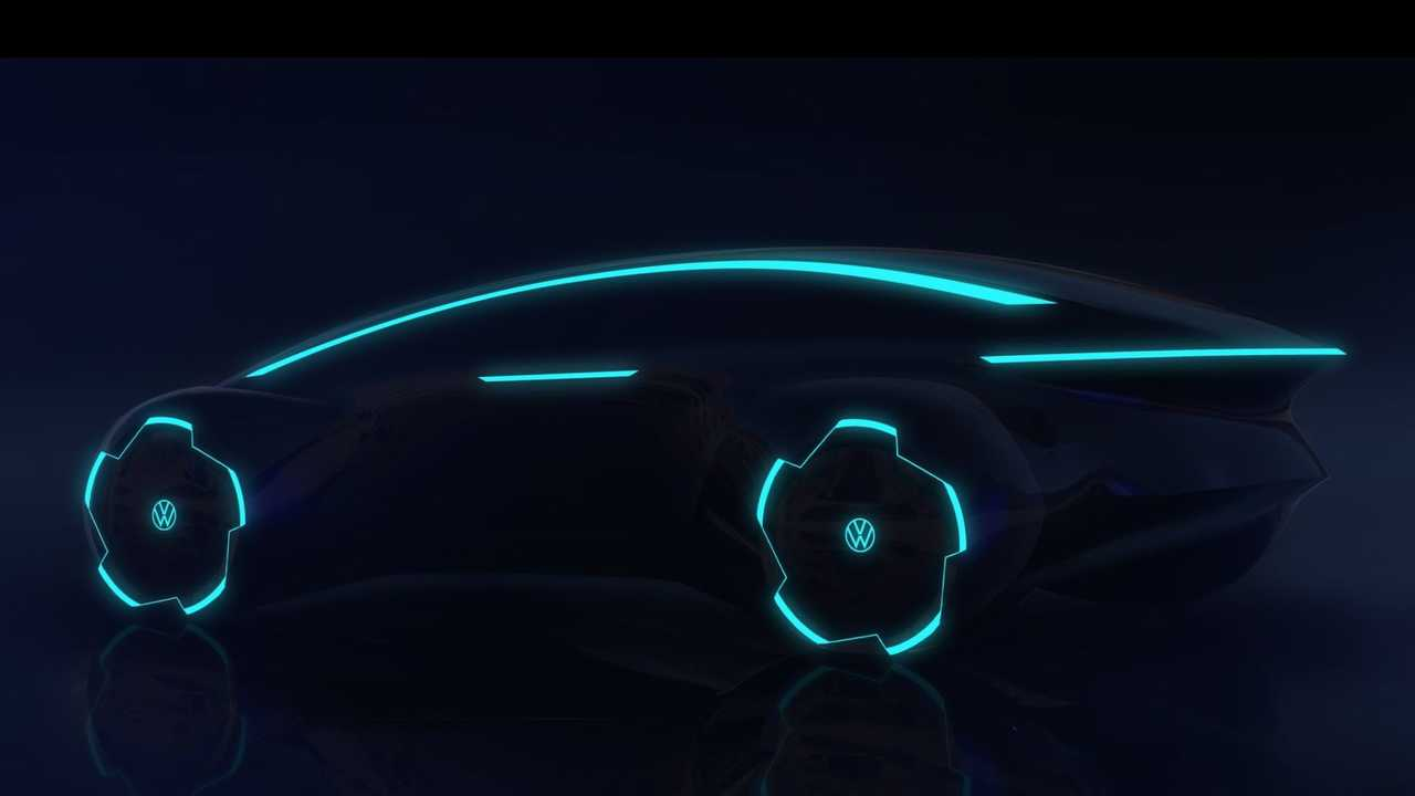 VW Project Trinity Teaser Image