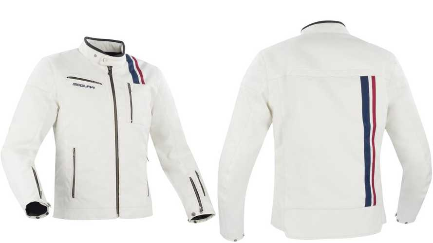 French Gear Maker Segura Introduces Braddy Retro Textile Jacket