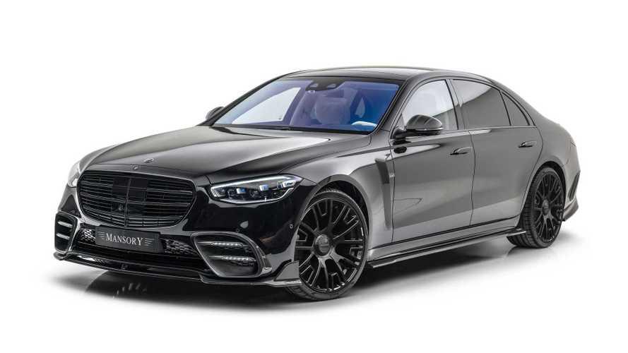 Mercedes S-Klasse (2021) kriegt die Mansory-Behandlung
