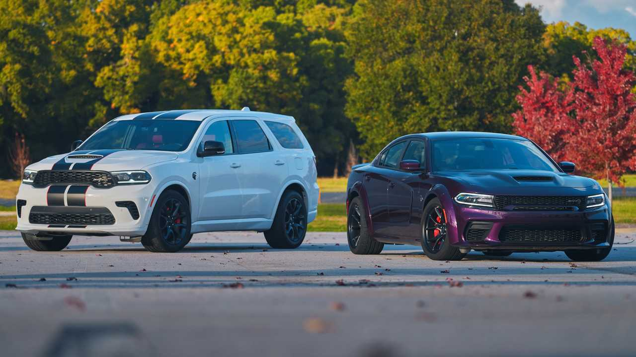 Dodge has the youngest car buyers.