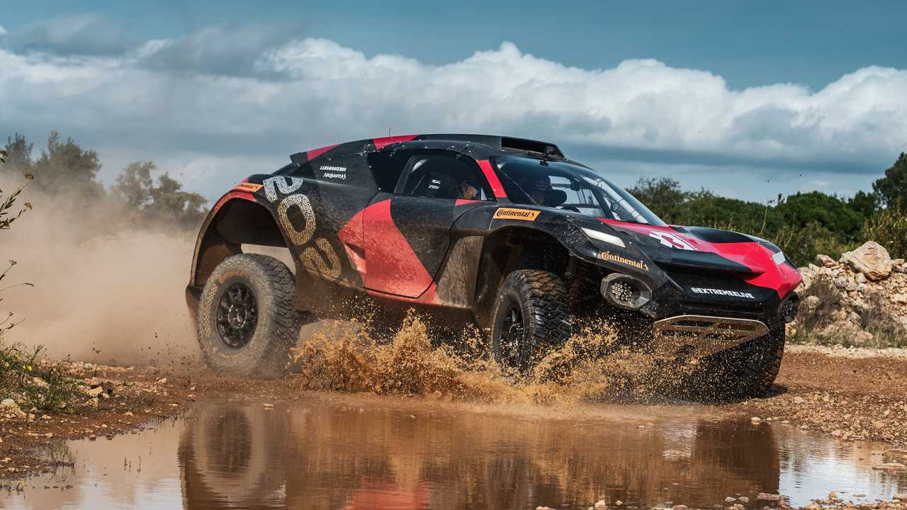 Motorsport Images appointed official photo agency of world's most extreme race series.