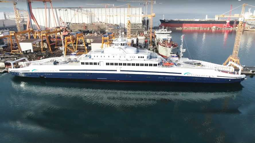World's Longest Electric Ferry Now Operational In Norway