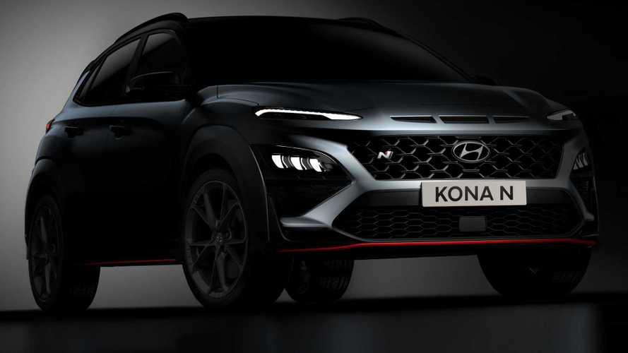 Así es el nuevo Hyundai KONA N 2021