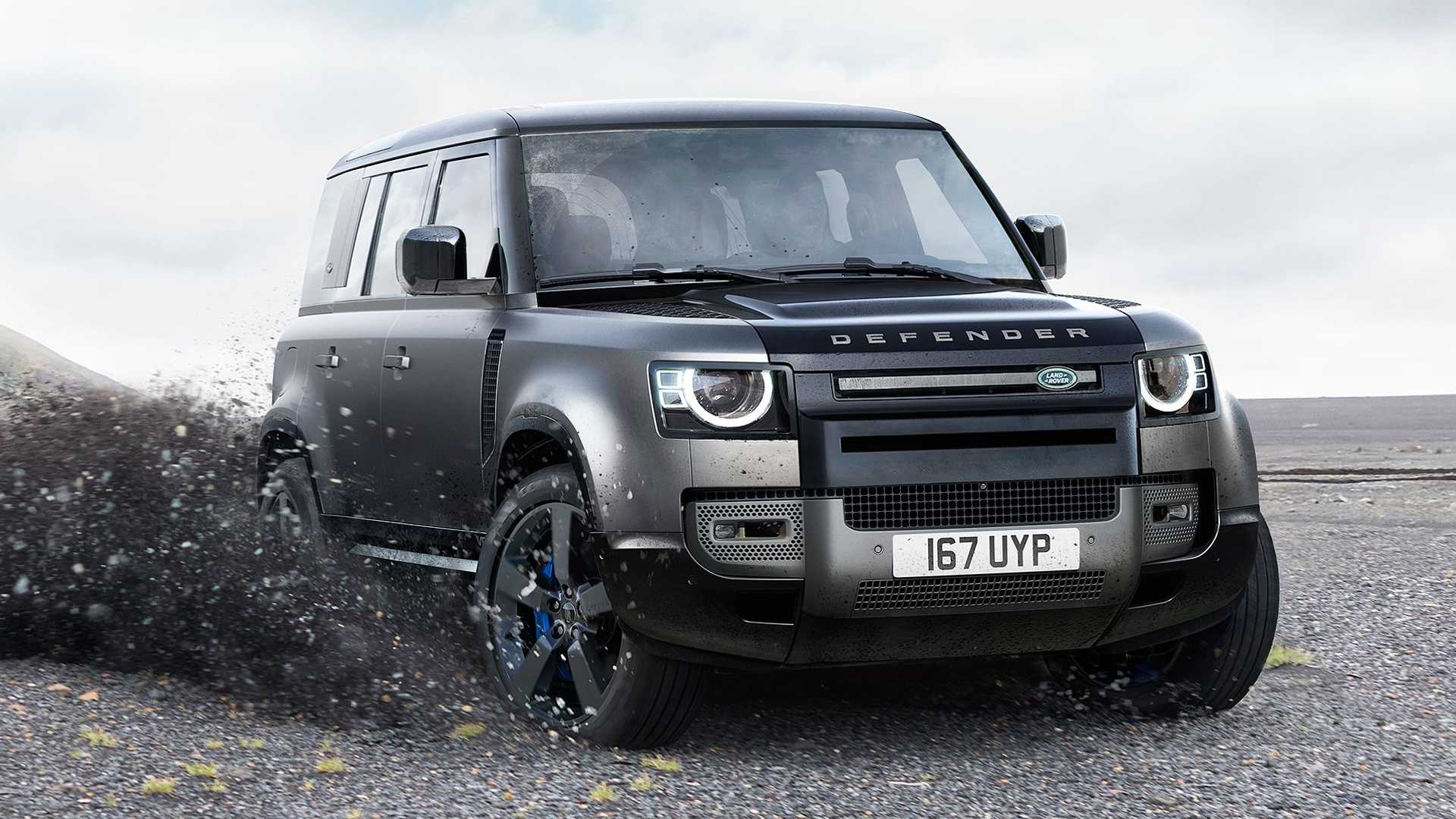 Подтверждено, что трехрядный Land Rover Defender 130 поступит в продажу через 18 месяцев