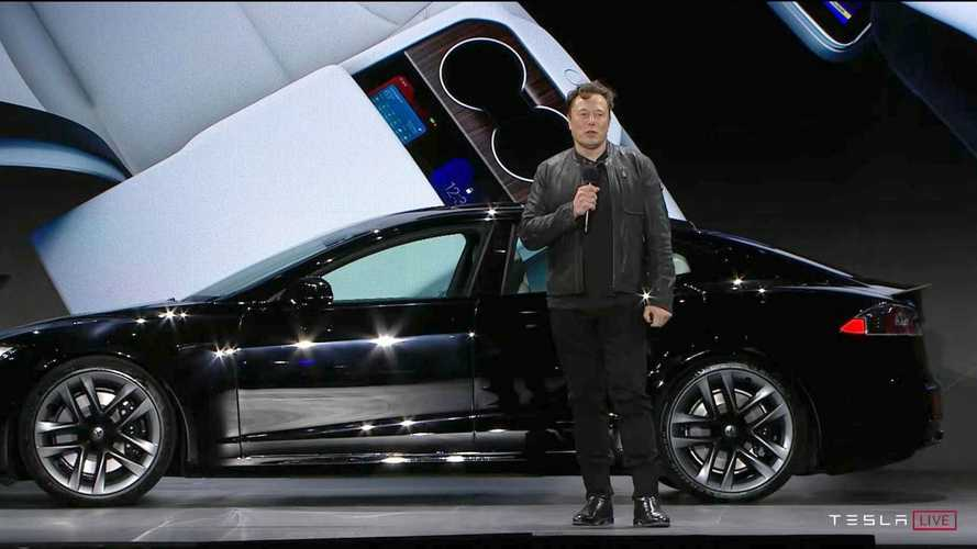 Tesla Model S Plaid: monstro elétrico de 1.034 cv é apresentado