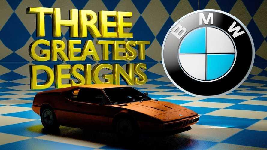 Former BMW designer names his 3 favourite BMW designs