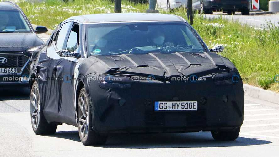 Genesis GV60 spotted testing again with latest spy images