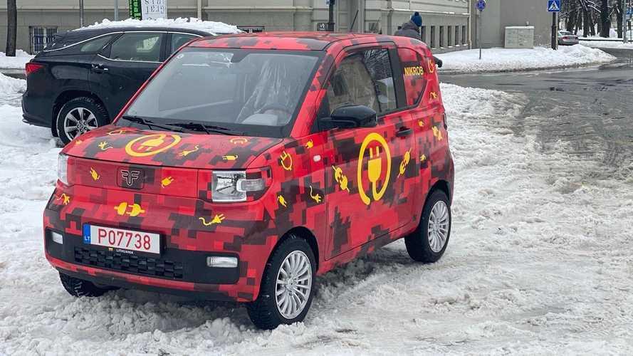 Carro elétrico 'popular' mais vendido do mundo chega à Europa