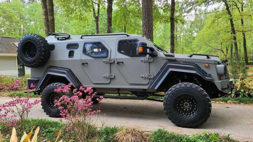 """Terradyne Armored Vehicles """"Gurkha"""" for sale"""