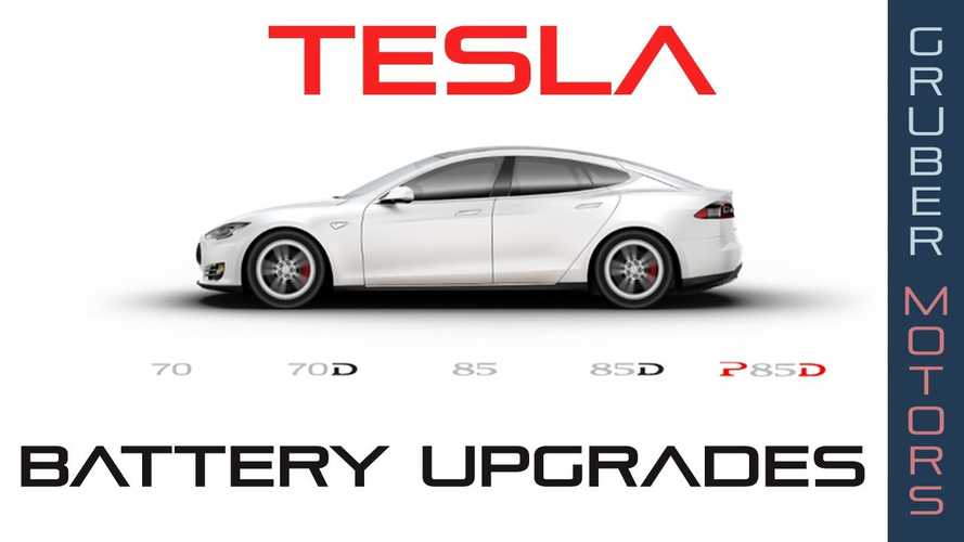 Tesla Model S Units Without 100 kWh Battery Can't Upgrade To One