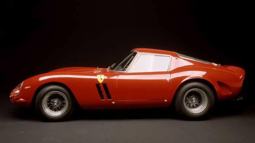 Motorsport Images dev bir Ferrari görsel koleksiyonuna sahip oldu
