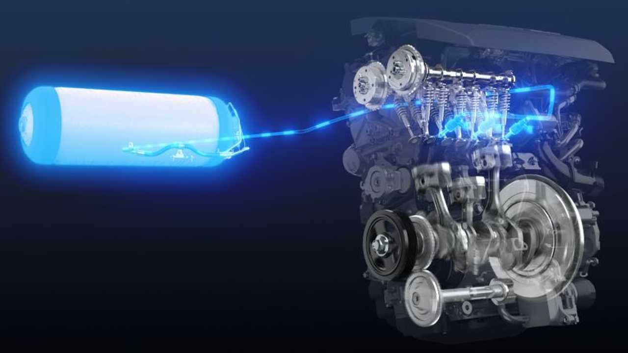 Il motore a combustione di idrogeno di Toyota