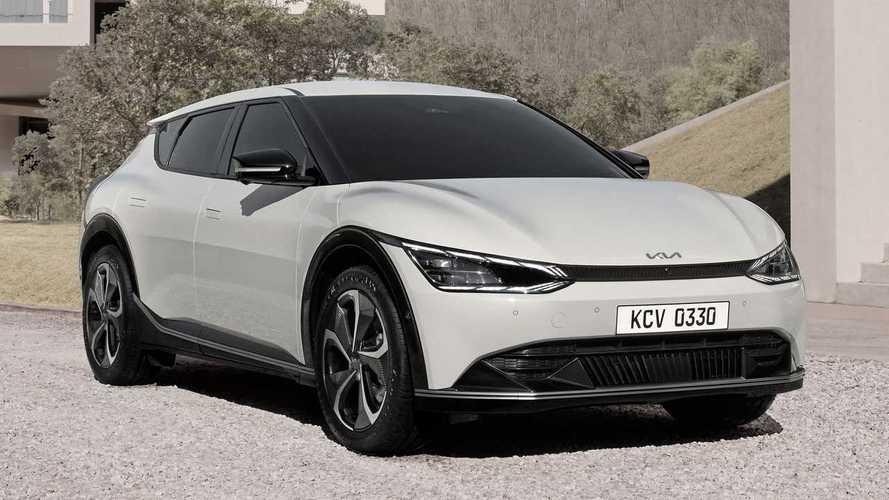 Este é o novo Kia EV6, um crossover elétrico com 500 km de autonomia - veja fotos