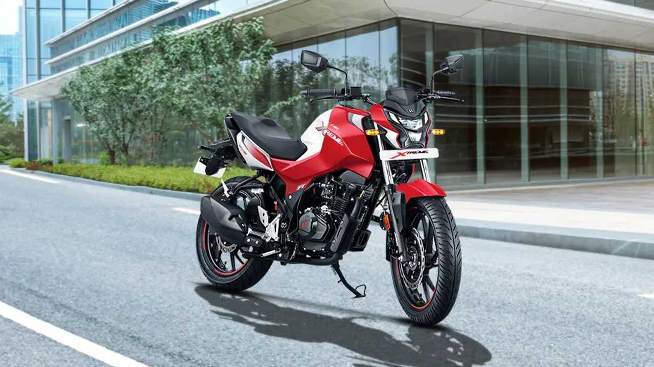 Check Out The New Hero Xtreme 160R 100 Million Edition