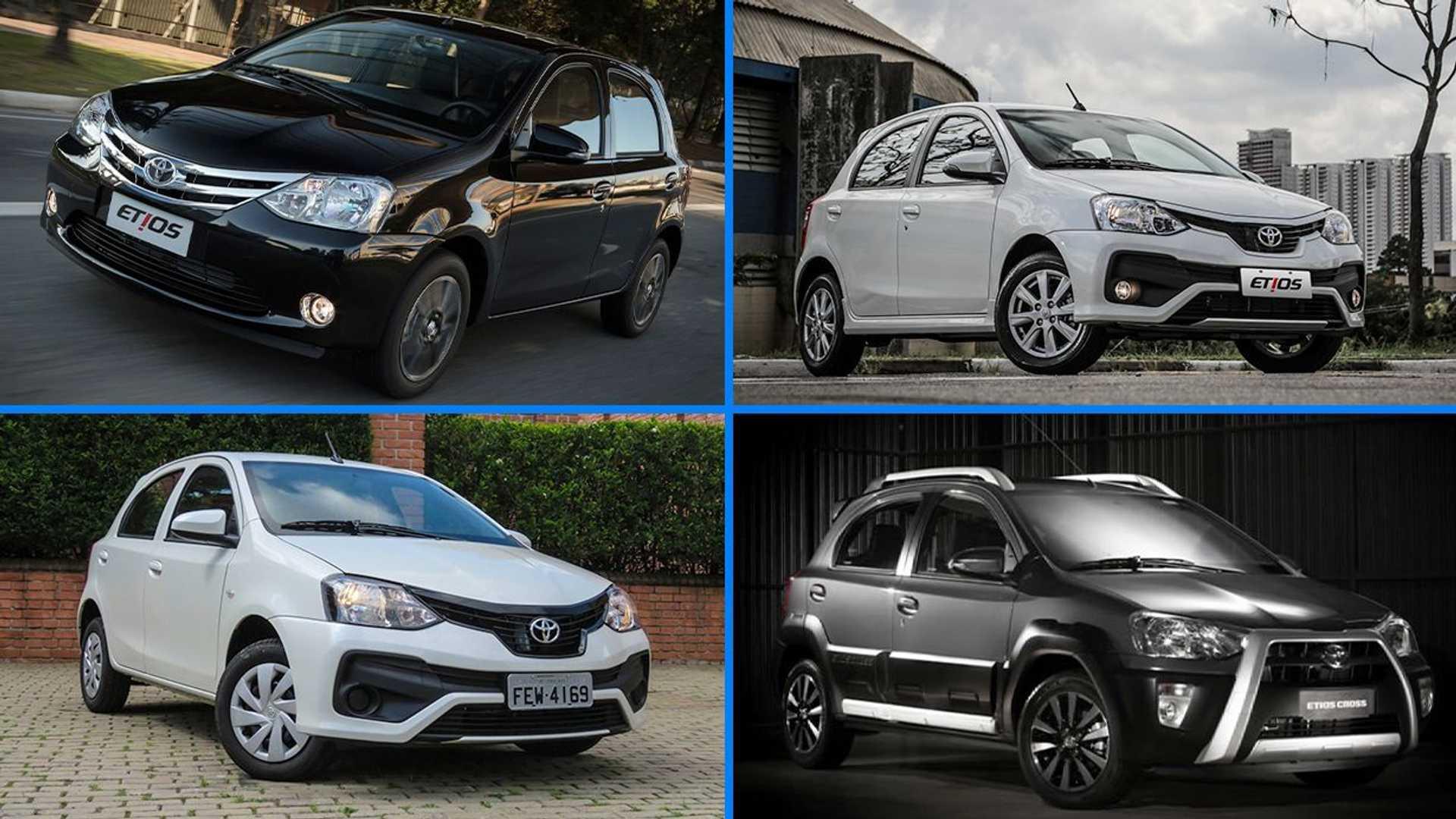 Toyota Etios: a trajetória do