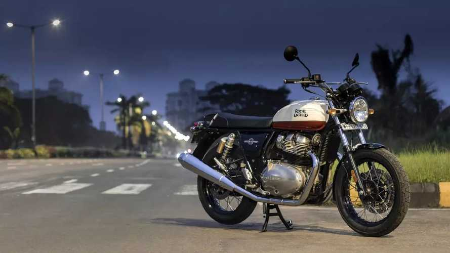 Royal Enfield Launches New Colorways For 650 Twins