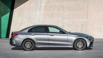 Mercedes C-Klasse mit reinem Elektroantrieb ab 2024/2025?