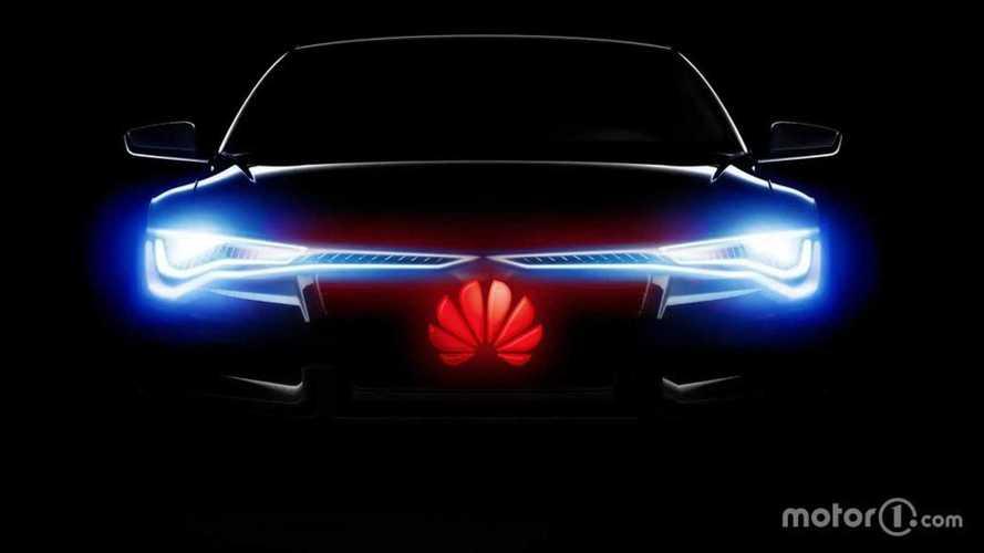 Huawei veut lancer sa voiture électrique en 2021 !
