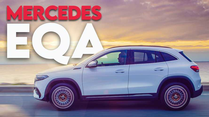 Mercedes-Benz EQA: Everything You Need To Know