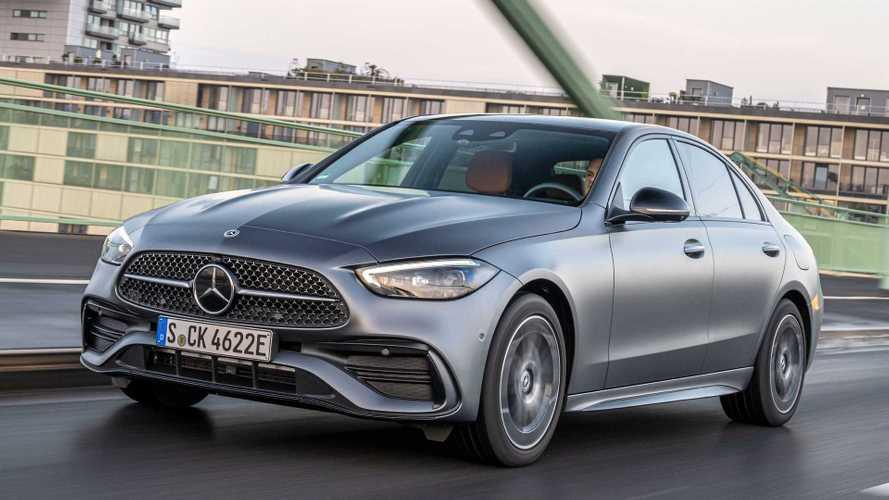 Mercedes-Benz Classe C 300e 2022 - Avaliação