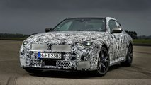 BMW kündigt den neuen 2er mit einer riesigen Erlkönig-Galerie an