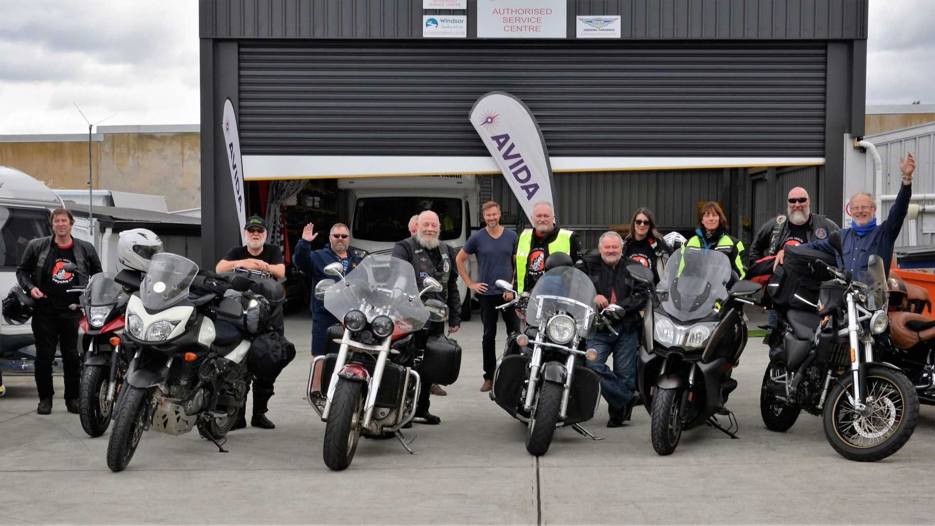 Psychs On Bikes Brings Mental Health Support To Australians