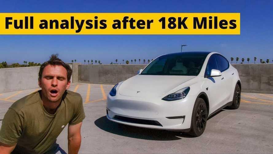 Tesla Model Y In-Depth Review After 18,000 Miles