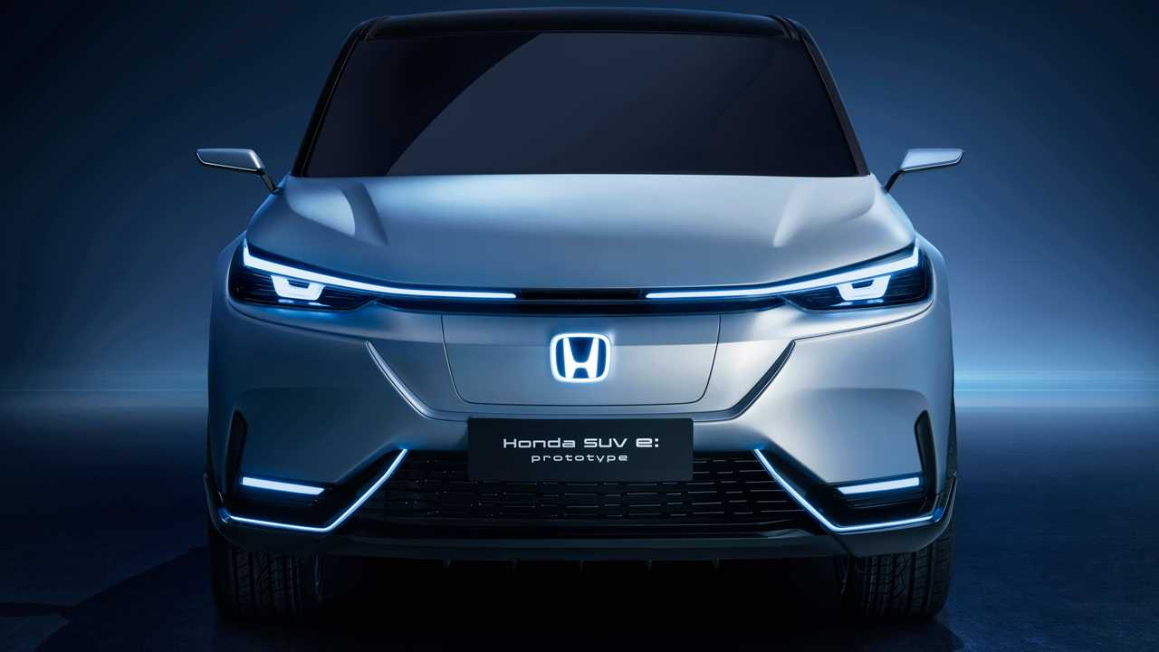 Honda elektrikli crossover konsepti