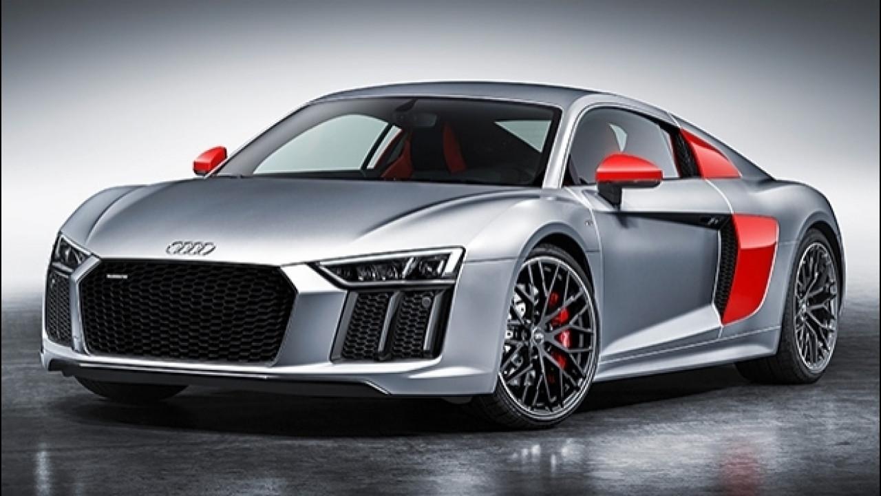 [Copertina] - Audi R8 Coupé Audi Sport Edition, DNA da corsa