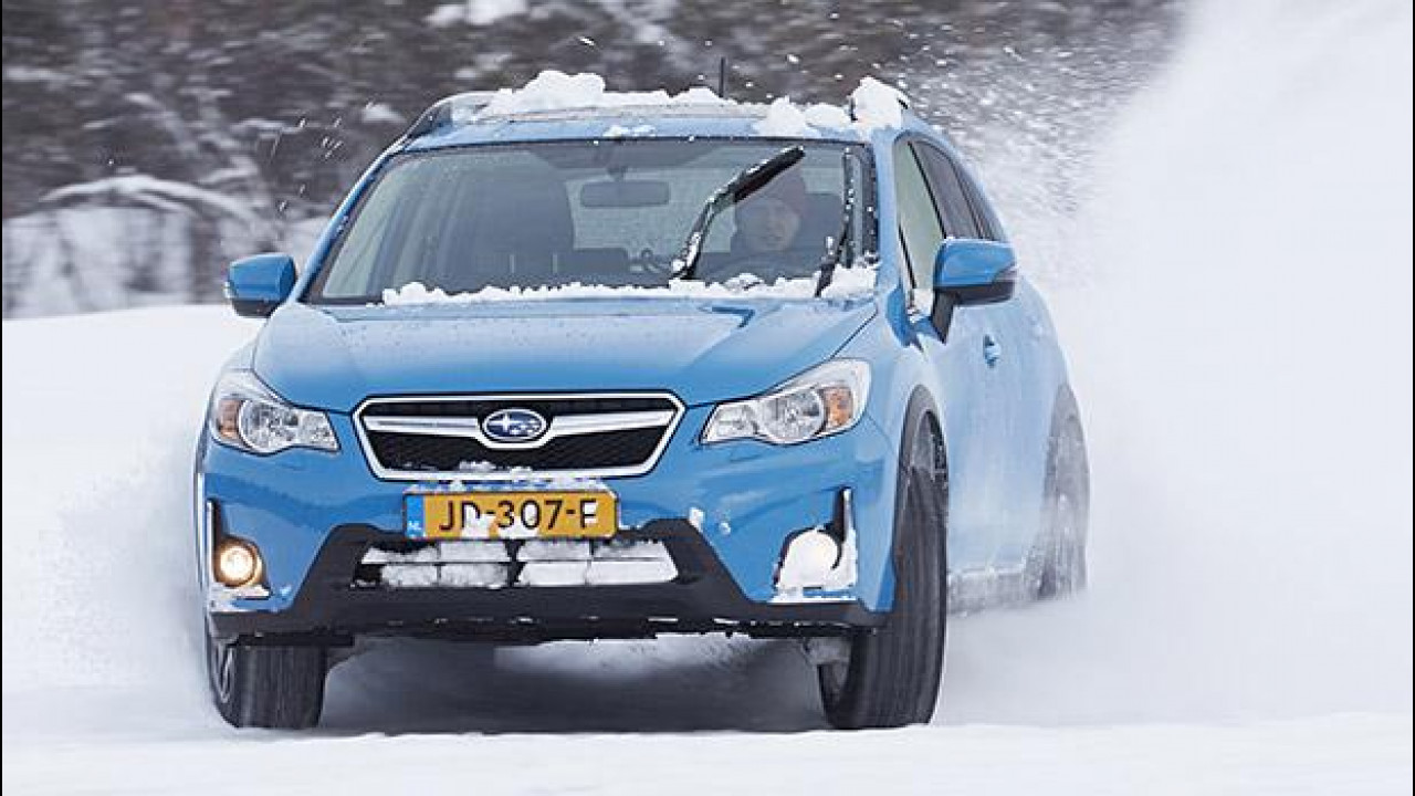 [Copertina] - Subaru, in Norvegia con la Symmetrical AWD